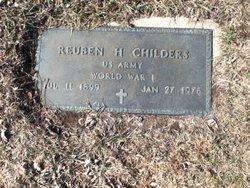 Reuben H Childers