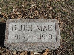 Ruth Mae Stringfellow