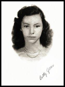 Betty Ruth <i>Jones</i> Adams