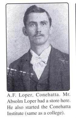 Absolom Franklin Loper
