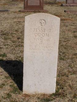 Jesse T. Odom