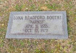 Lona Narnee <i>Bradford</i> Boothe