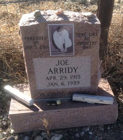 Joseph Joe Arridy