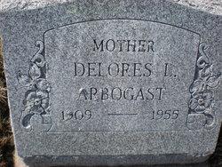 Delores Louise <i>Hall Arbogast</i> Parrish