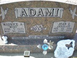 Jean Lucille <i>Arbogast</i> Adami