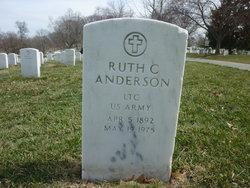 LTC Ruth C. Anderson