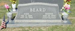 Winnie M. <i>Welch</i> Beard