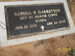 Russell Rogers Garretson