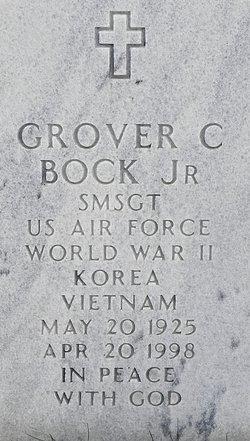 Grover C Bock, Jr