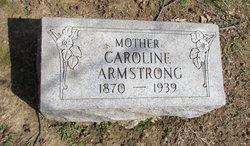 Caroline <i>Otto</i> Armstrong