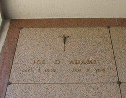 Joe D. Adams