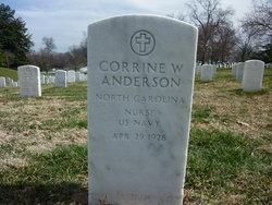 Corrine W Anderson