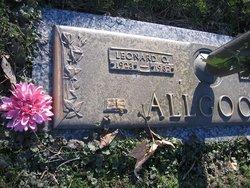 Leonard Orville Allgood