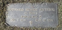 Richard Henry Antink