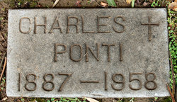 Carlo Charles Ponti
