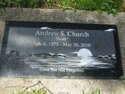 Andrew S. Andy Church