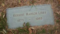 Herbert Manson Libby