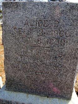 Alice Rowena Allbery