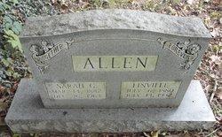 Sarah G Allen
