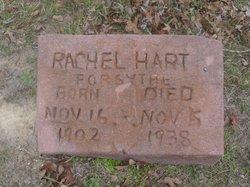 Rachel Ann <i>Forsythe</i> Hart