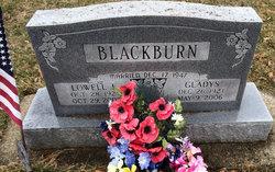 Gladys B <i>Hendershot</i> Blackburn