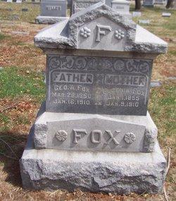 Eugenia <i>Kiser</i> Fox