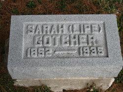 Sarah Lizzy <i>Lipe</i> Worthen