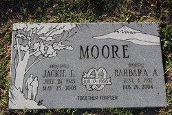 Barbara Ann <i>Rosson</i> Moore