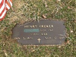 Henry Freker