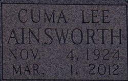 Cuma Lee <i>Bradshaw</i> Ainsworth
