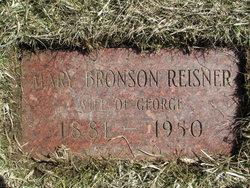 Mary <i>Bronson</i> Reisner