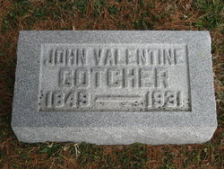 John Valentine Gotcher