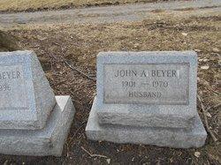 Johann Albert John Beyer