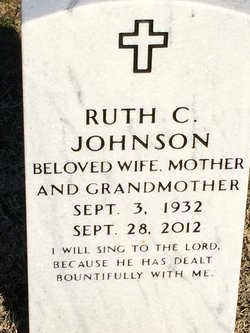 Ruth C. <i>Williams</i> Johnson