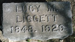 Lucy Maria <i>Shannon</i> Liggett