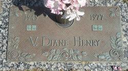 Verna Diane <i>Price</i> Henry