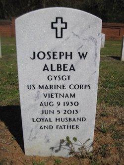 Joseph W Joe Albea