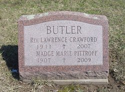 Madge Marie <i>Pittroff</i> Butler