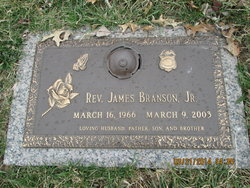 James William Branson, Jr