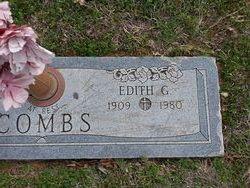 Edith <i>Gibson</i> Combs