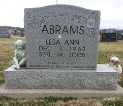 Lesa Ann <i>Abrams</i> Vandeventer