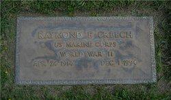 Raymond Edgar Creech