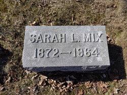 Sarah L <i>Adams</i> Mix
