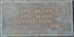 Ben Bailen