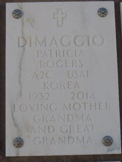 Patricia <i>Rogers</i> Dimaggio