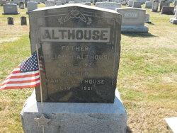 Mary Casandra <i>Benner</i> Althouse