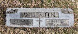 Rose A <i>Wooley</i> Wilson