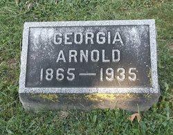 Georgia A <i>Jenkins</i> Arnold