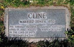 Gerald Eugene Cline