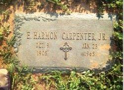 Edwin Harmon Carpenter, Jr.